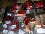 BOEUF - viande au détail et en colis
